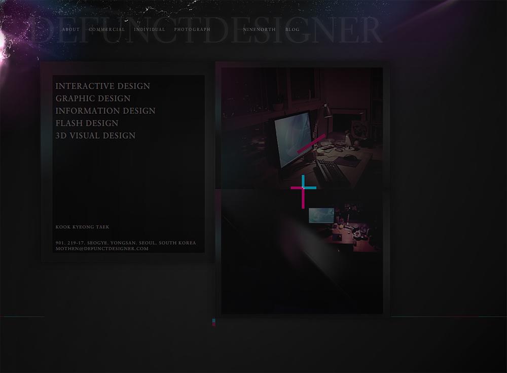 Defunctdesigner.com Site