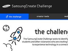 Samsung Create Challenge